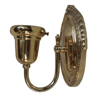 Brass Light Gallery Brass Candle Sconce (7 Available)