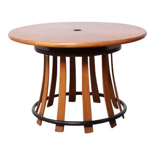 Toad Stool Table by Edward Wormley for Dunbar