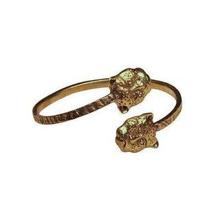 Panther Heads Bracelet