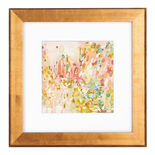 Michelle Armas That Bowtie I Like Abstract Framed Art Print