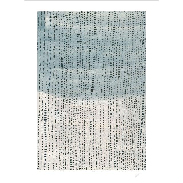 "Image of Shorelines II - Watercolor Print - 24"" X 30"""