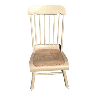Ladies Sewing Rocking Chair