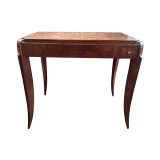 Art Deco Games Table