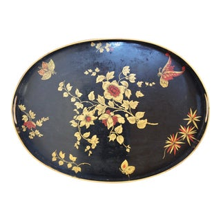 Italian Tole Serving Tray