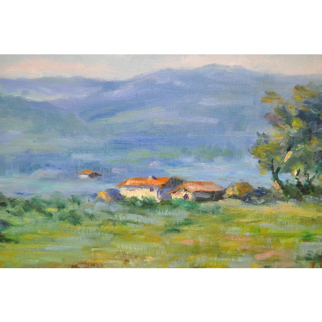 Signed Impressionist Oil Painting - Image 4 of 8