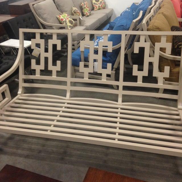 Lane Venture Gray Outdoor Sofa - Image 8 of 9