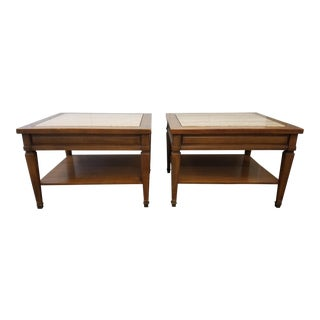 Mid Century Gordons Inc. Fine Furniture End Tables
