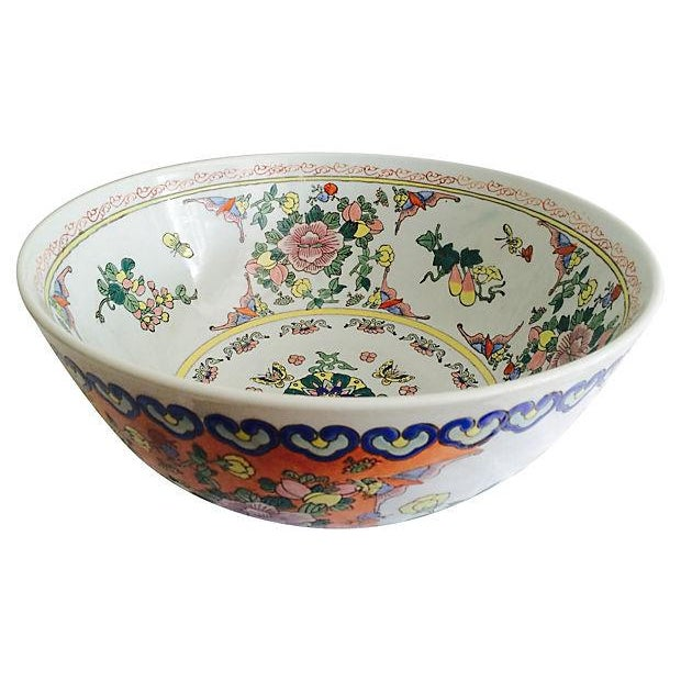 Image of Chinese Botanical Bowl