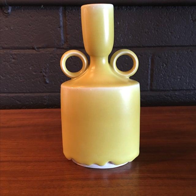 "Kleinreid Modern Porcelain ""Madeleine"" Bud Vase - Image 4 of 9"
