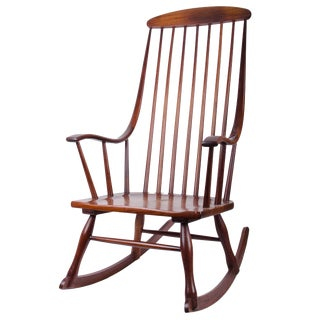 M. Hayat & Bros Rocking Chair