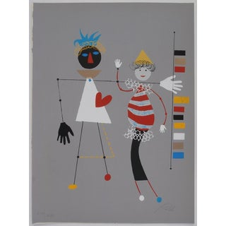 Wolfgang Roth Listed Circus Series - Heart Love