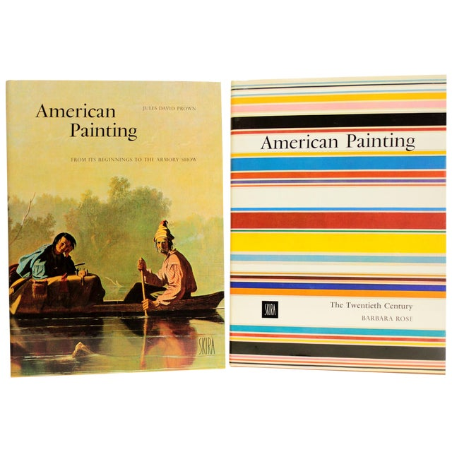 American Painting, First Edition Volumes - A Pair - Image 1 of 11