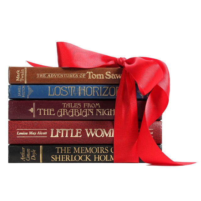 Vintage Classic Books Gift Set - Image 3 of 3
