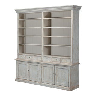 Sarreid Ltd Double Book Cabinet