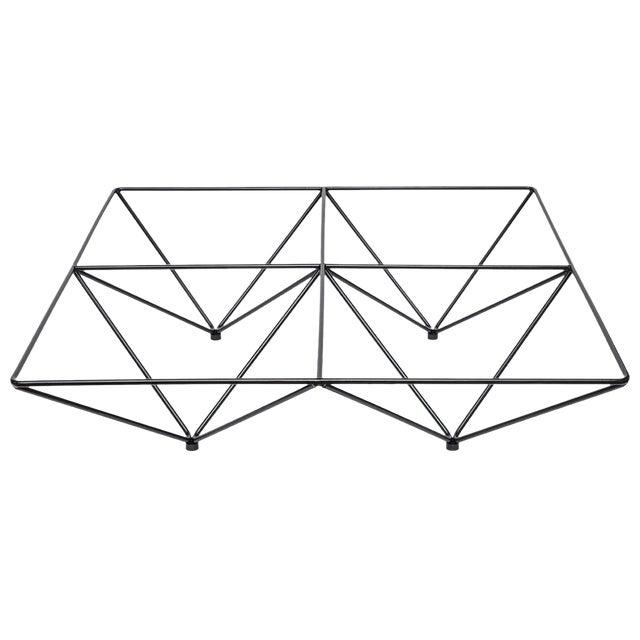 Minimalist Geometric Paolo Piva Alanda Coffee Table - Image 1 of 10