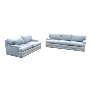 Selig Mid-Century Sofas - A Pair