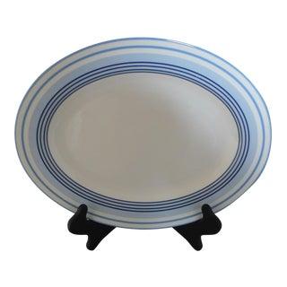 1998 Ralph Lauren Oval Serving Platter
