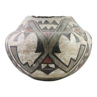 Zuni Polychrome Pot, circa 1880-90