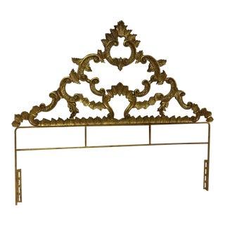 Queen Size Goldleaf Headboard