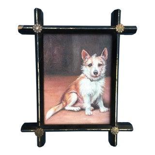 Dog Portait Painting