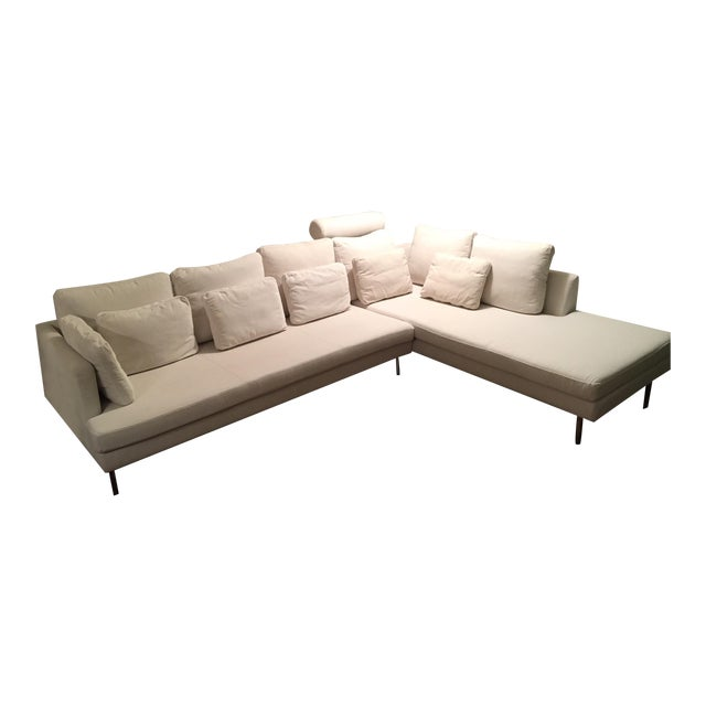 Bo Concept Istra Sectional Sofa - Image 1 of 7