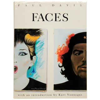 Paul Davis: Faces, First Edition
