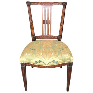 19th Century French Inlaid Single Chair