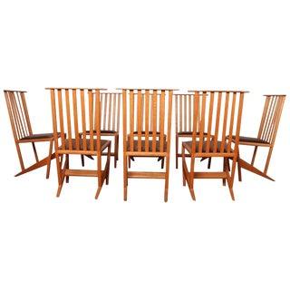 Studio Craft Dining Chairs by Derek Hennigar