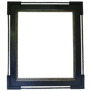 Antique Wood Decorative Picture Frame