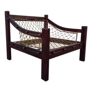 Jean Gillon for Italma Rosewood Lounge Chair