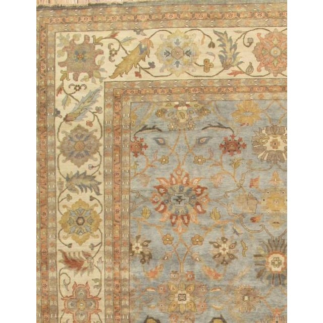 Traditional Pasargad Sultanabad Collection Rug - 6′1″ × 9′ - Image 2 of 2