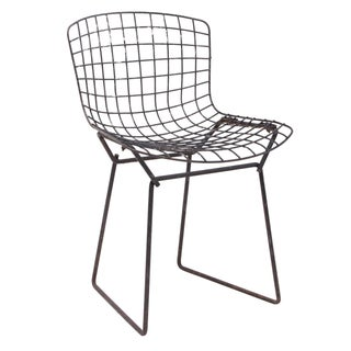 Knoll Bertoia Child Size Chair Black II