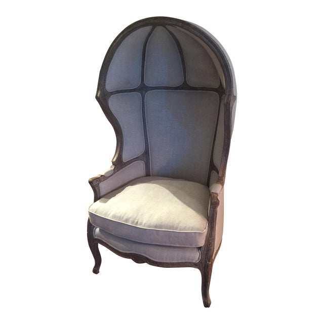 Restoration Hardware Versailles Dome Chair - Image 1 of 10