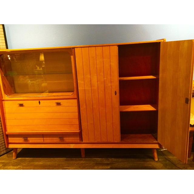 Vintage 1950s Bar Storage Unit - Image 4 of 8