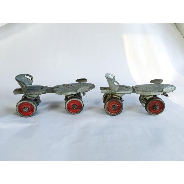 Image of Vintage Speed King Strapless Roller Skates