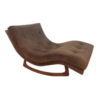 Adrian Pearsall Sculptural Double Wide Rocking Chaise
