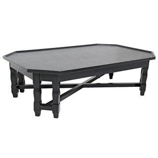Modern Octagonal Cocktail Table