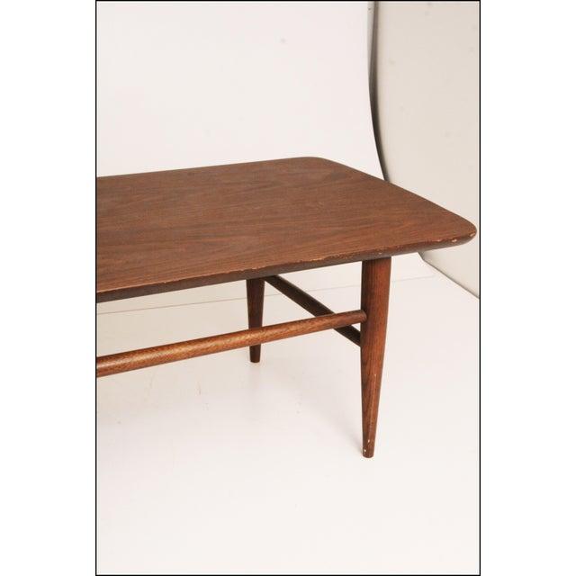 Danish Modern Wood Coffee Table Chairish