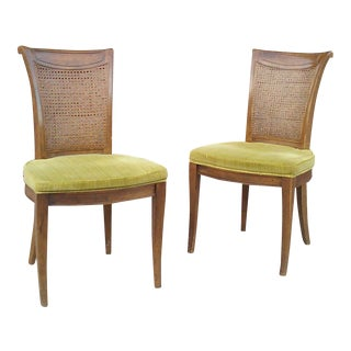 Hollywood Regency Side Chairs - A Pair