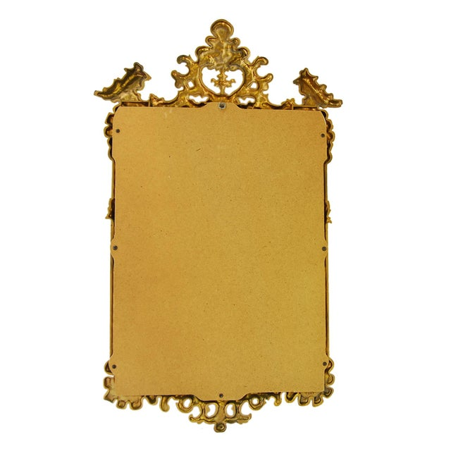 Gold Royal French Style Mirror - Image 5 of 5