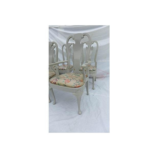 Coastal Living Henredon Dining Chairs - S/6 - Image 4 of 9