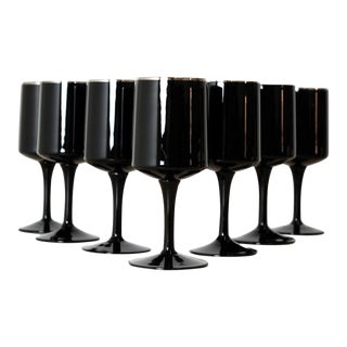 Vintage Lenox Venture Wine Glasses - Set of 7