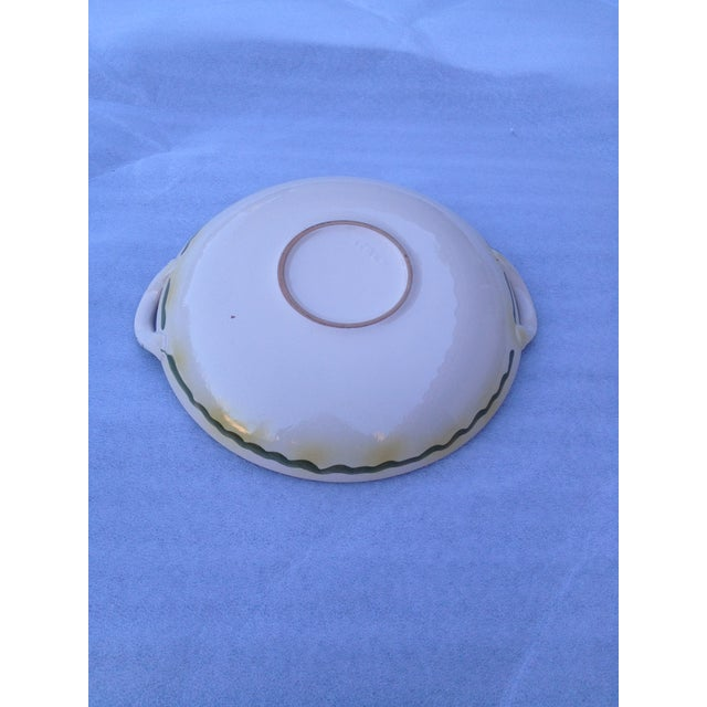 Hand Painted Italian Serving Platter - Image 6 of 7