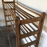 Image of Antique Wooden Rack