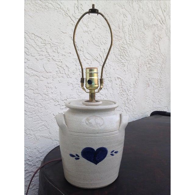 Image of Vintage Jug Lamp