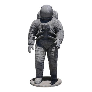 Fiberglass Astronaut Figure