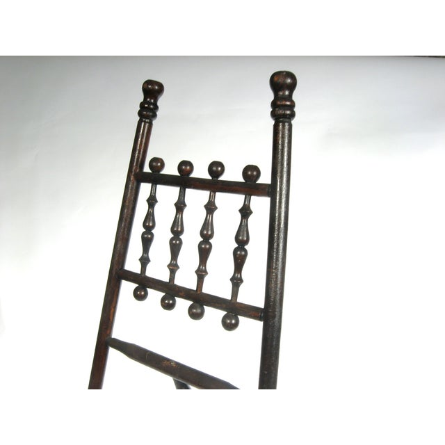 Antique Wood Display Easel - Image 3 of 7