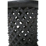 Image of Tall Hand Carved African Cameroon Table