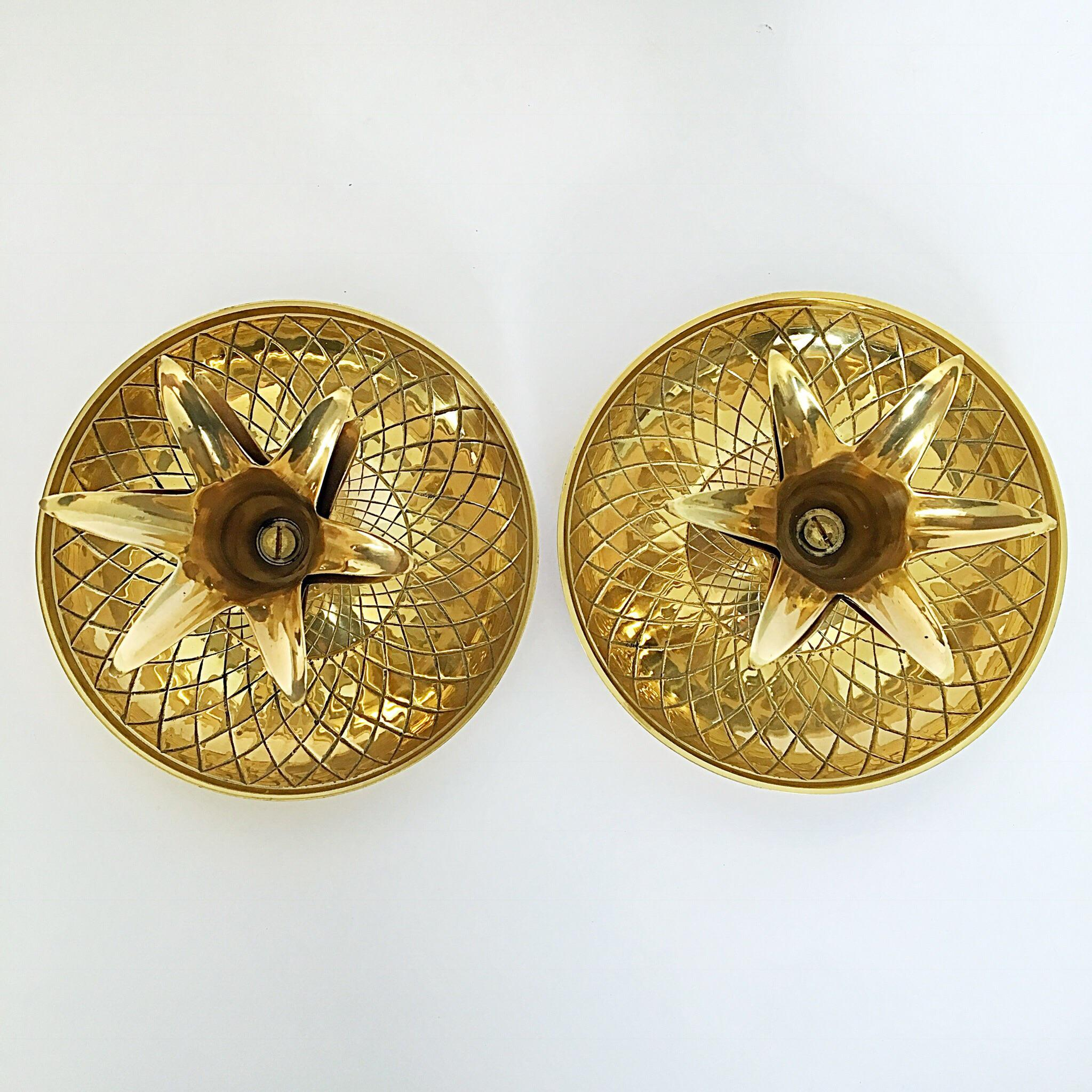 Brass Pineapple Candle Holders A Pair Chairish