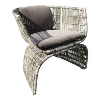 B & B Italia Crinoline Armchair